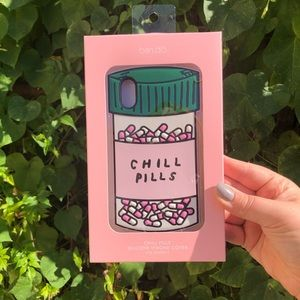 Chill Pill iPhone X Case